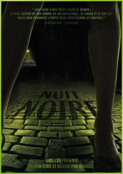 Nuit Noire de Quarxx