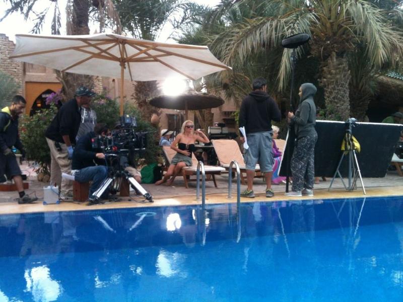 2012   « Une Bonne Leçon» Téléfilm - TF1 - Bruno Garcia