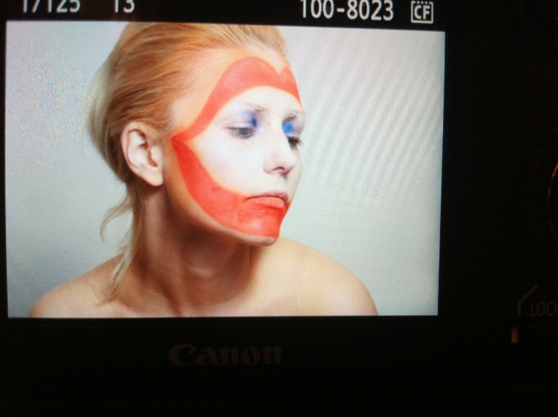Maquillage & Coiffure Walace Woo, photographe Febe Chou